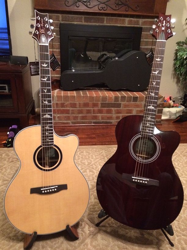 a10e vs angelus standard official prs guitars forum